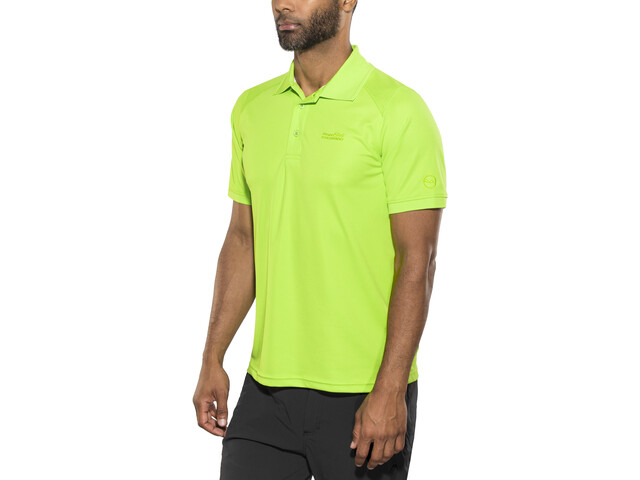 High Colorado Seattle Poloshirt Herren hellgrün